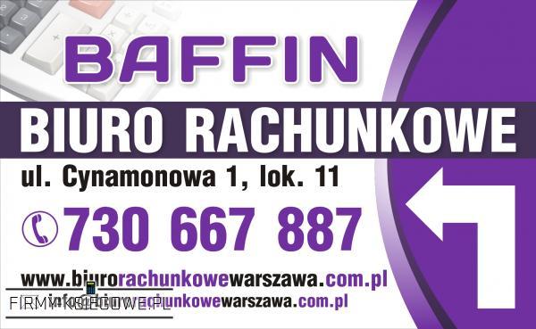 BIURO RACHUNKOWE BAFFIN