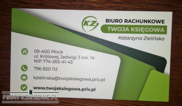 biuro rachunkowe Płock