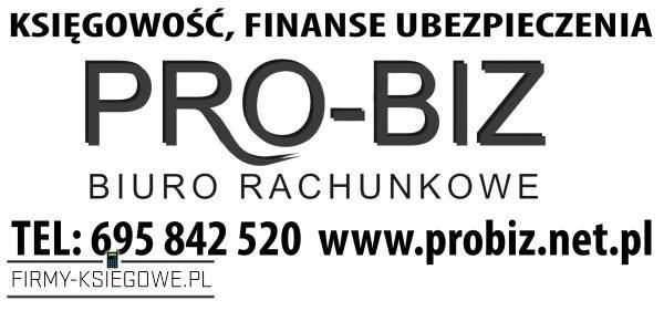 Biuro rachunkowe PRO-BIZ Maciej Józefiak