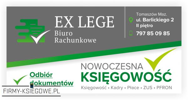 Biuro Rachunkowe EX LEGE
